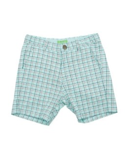 Short Cotton Twill Double Grid Astor Lily Balou online