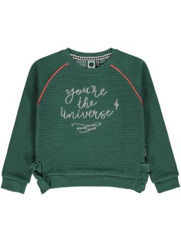 Sweater Kelby Royal Green