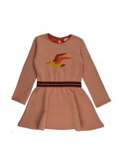 Kleedje Elastic Dress Bird