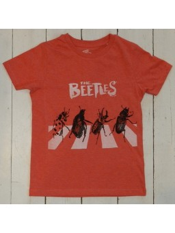 Lion of Leisure Beetles Red