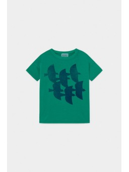 T-shirt Flying Birds online SS20 Bobo Choses