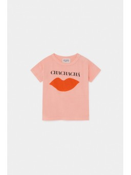 T-shirt Chachacha Kiss Baby Bobo Choses