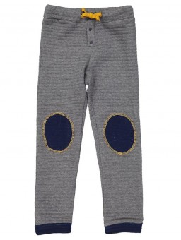 Broek anthracite Inside Out Jogger