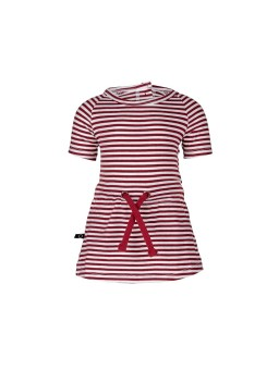 Kleedje Totem Red Pien Stripe